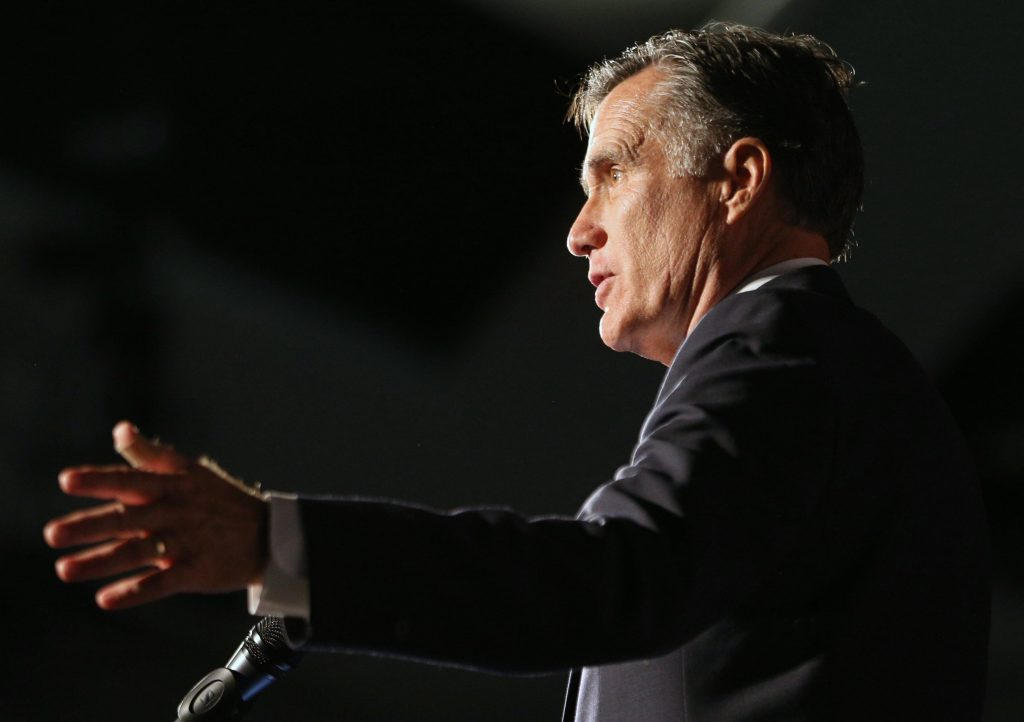 Foreign Minister: Senator Romney Launched 'Harsh Attack against Democracy, Press Freedom'