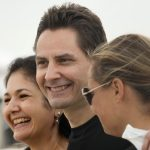 China Releases Canadian-Hungarian Kovrig after 1,000 + Days in Custody