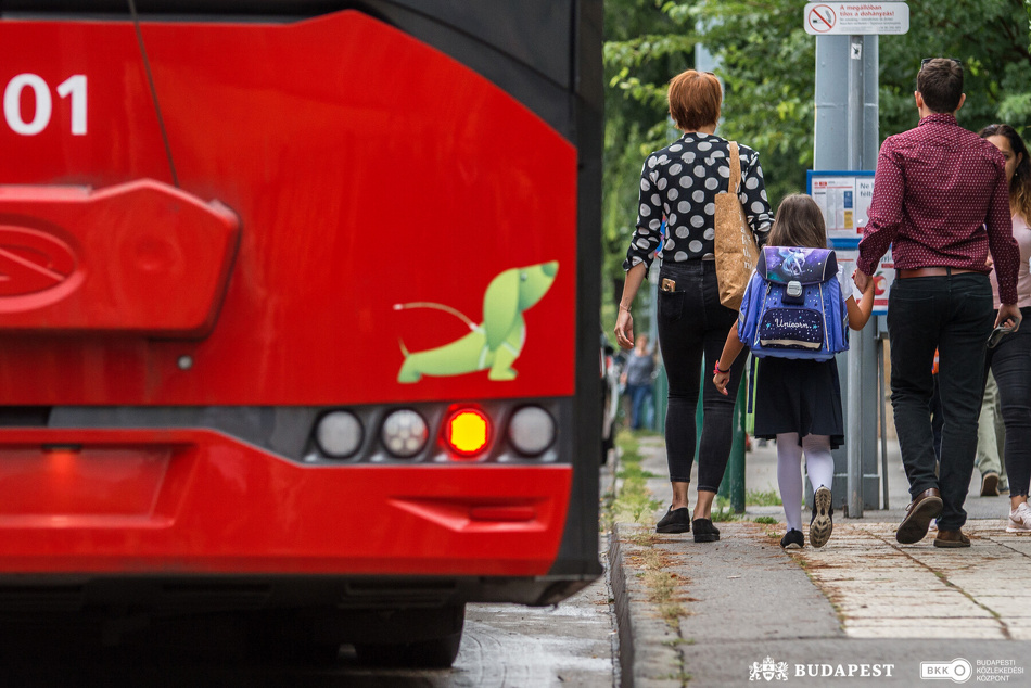Budapest Offers Free Public Transport to Children post's picture