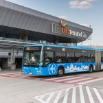 Airport Shuttle 100E to Operate More Frequently, In Extended Timetable