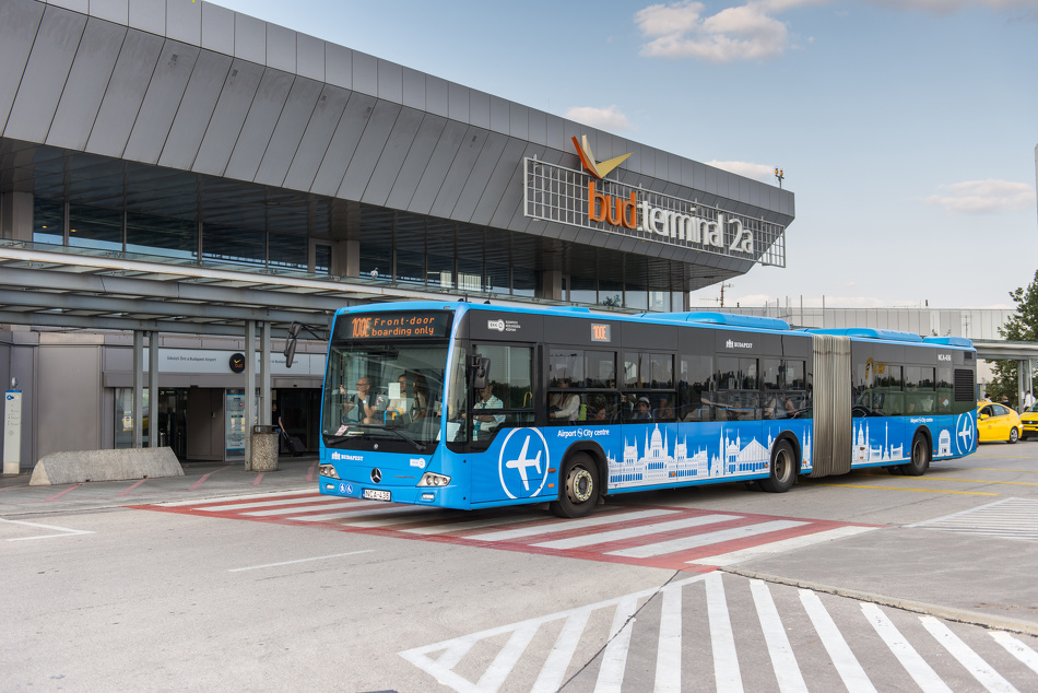 Airport Shuttle 100E to Operate More Frequently, In Extended Timetable post's picture