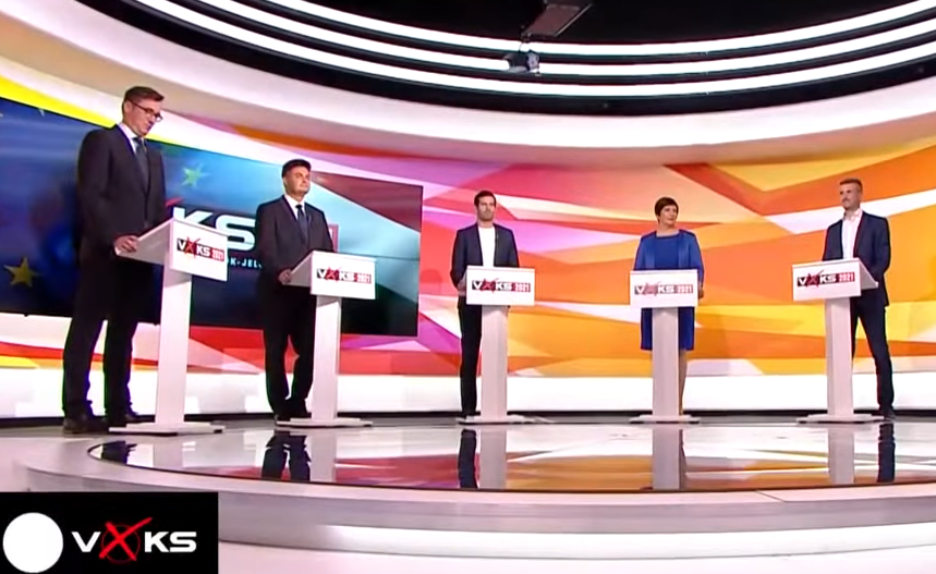 Press Roundup: Opposition Holds First Primary Debate