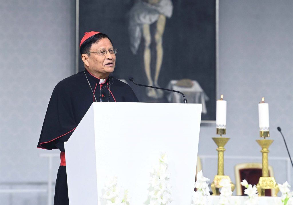 """Cardinal Bo of Myanmar: """"Those With Patience Turn Every Challenge into a Life-Changing Opportunity"""" post's picture"""