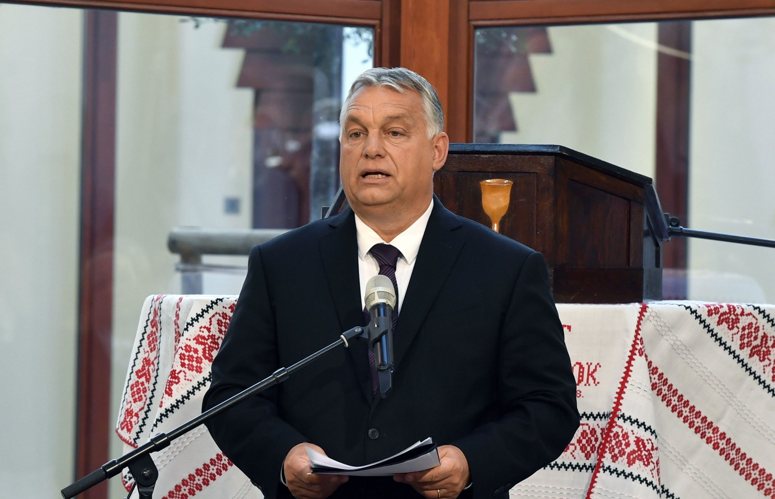 PM Orbán: Hungarians Can Only Survive as Christians, Each New Church 'Bastion in Nation's Struggle for Freedom and Greatness'