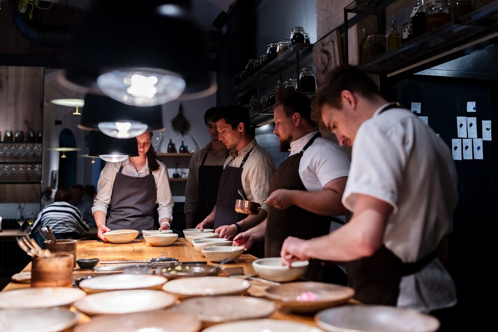 Two Budapest Restaurants Awarded One Michelin Star post's picture