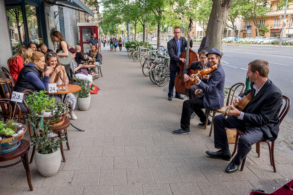 Budapest's XI District Among World's Coolest Neighborhoods post's picture