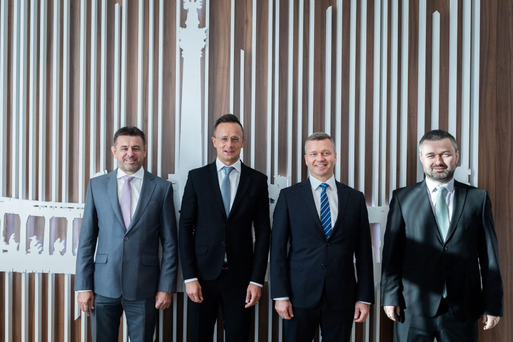 Foreign Minister: Ethnic Kin to Benefit from Good Hungary-Slovakia Ties post's picture