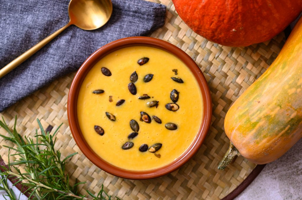 Pumpkin Soup – An Essential October Dish – with Recipe! post's picture