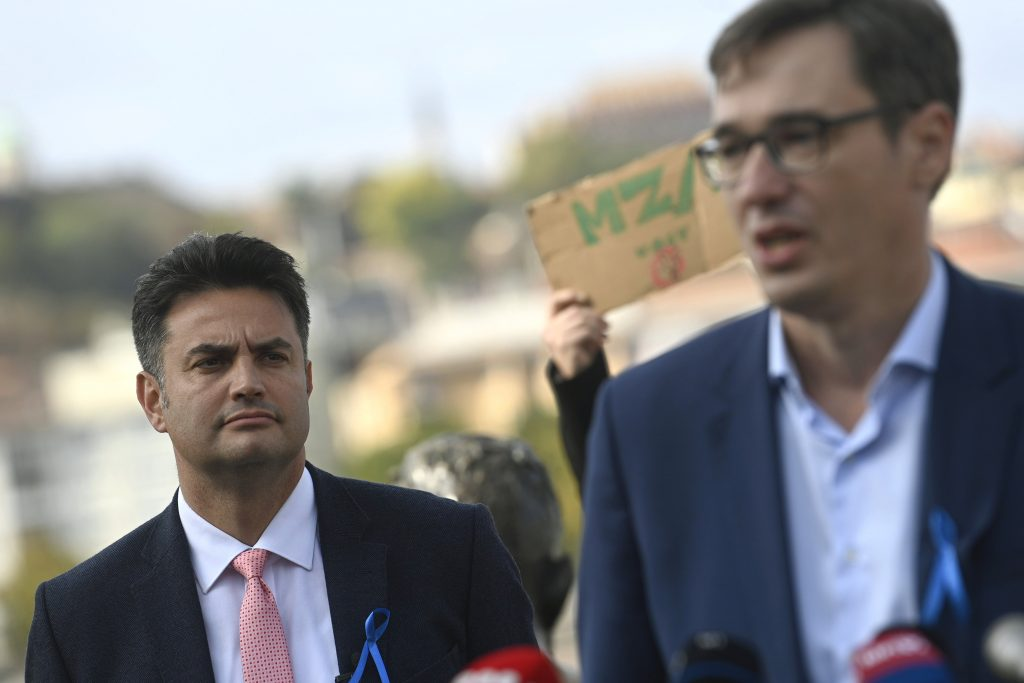 Karácsony Withdraws from Primaries Minutes Before Deadline post's picture
