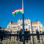Hungary Hoists National Tricolor in Commemoration of 1956 Uprising