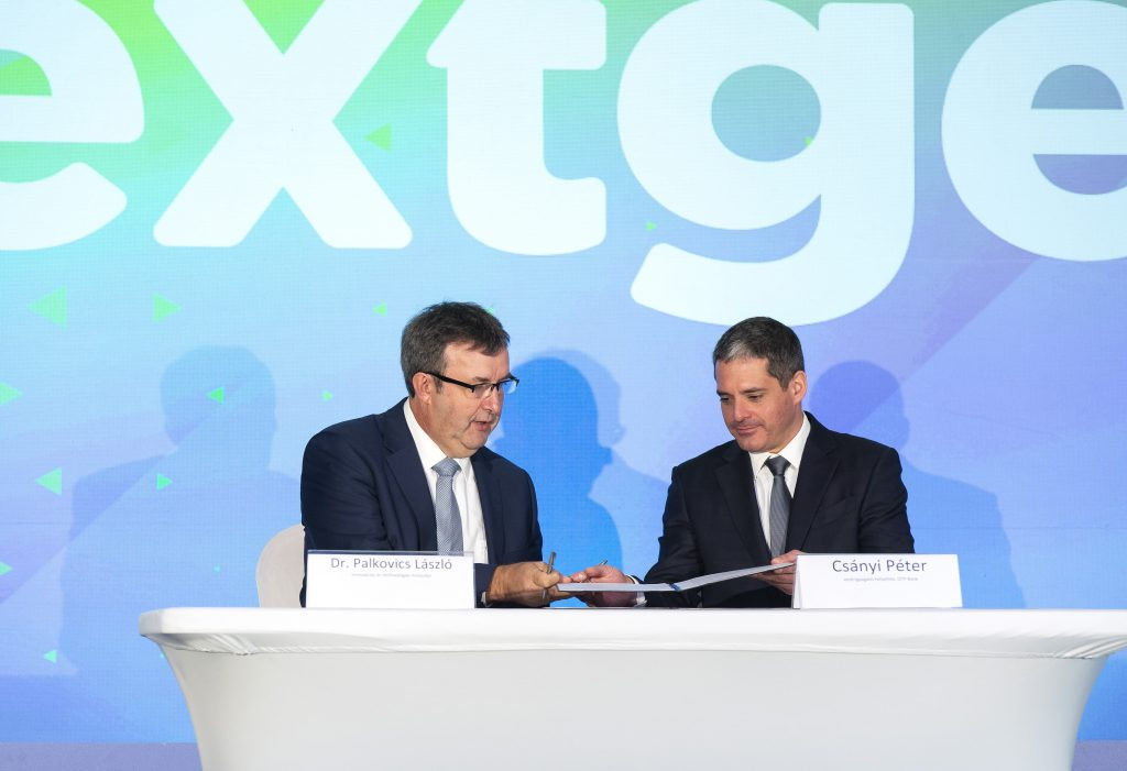 ITM Partners with OTP Bank to Build Europe's Largest Supercomputer post's picture
