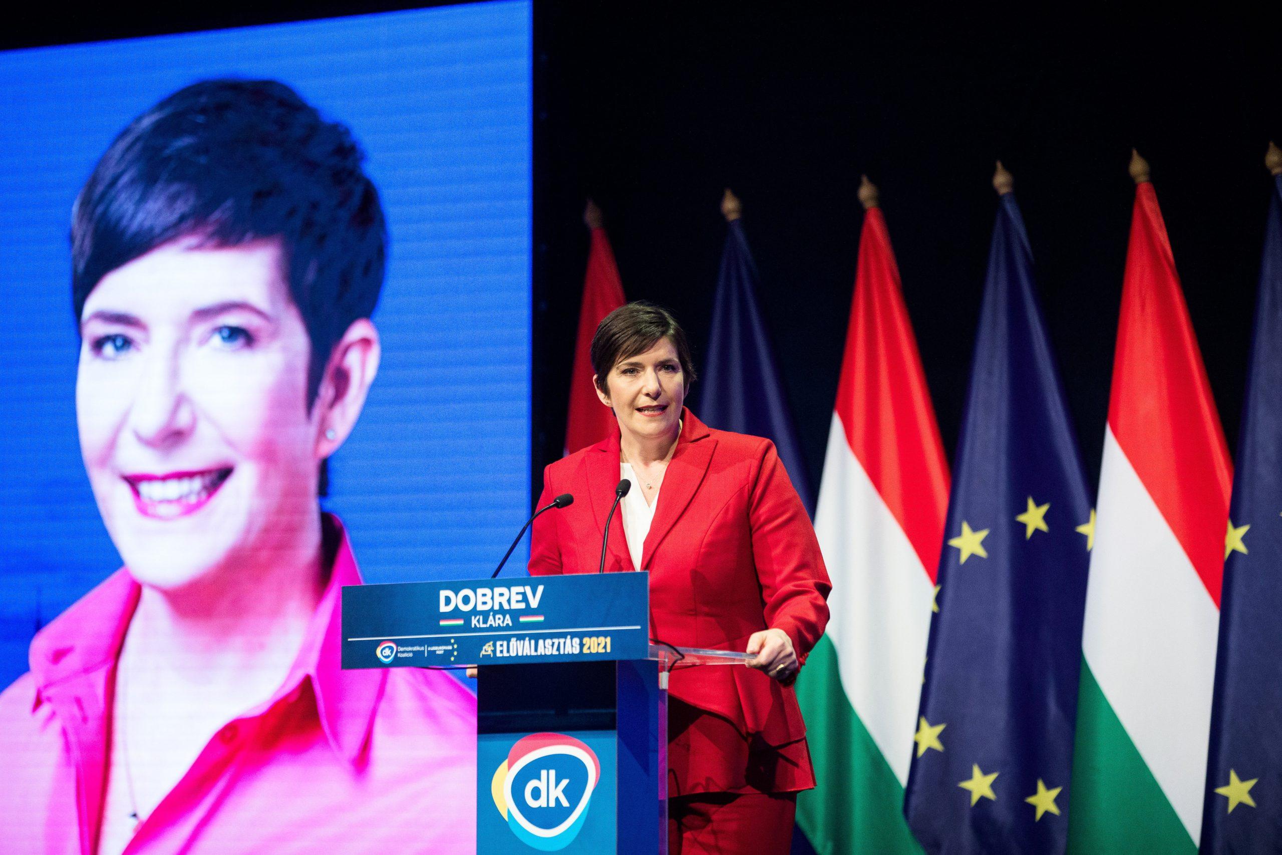 DKs Dobrev Wins First Round of Opposition Primaries