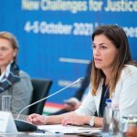Justice Minister: Digitalisation, AI Present Challenges to Judicial Systems