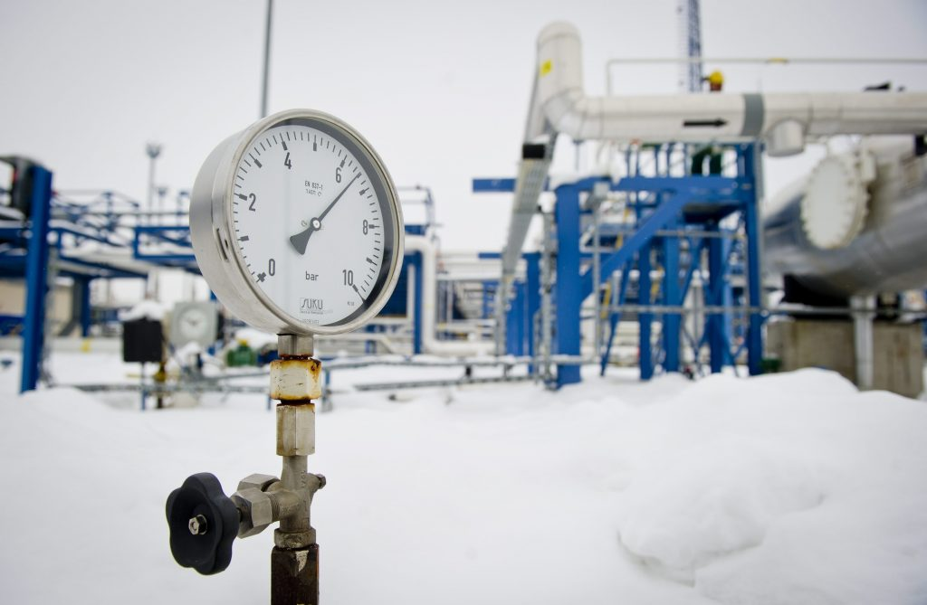 Hungary's Winter Gas Needs Guaranteed post's picture