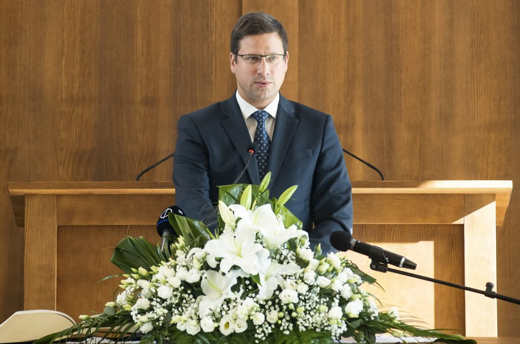 PMO Head Gulyás: Christianity Disappearing from Western European Public Life post's picture