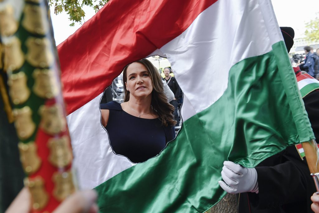 Family Affairs Minister: History Gave Hungarians Strength in 1956 post's picture