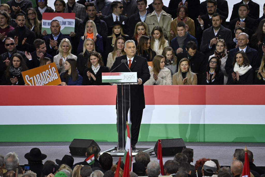 PM Orbán's October 23 Speech: Hungary is Back on its Feet post's picture