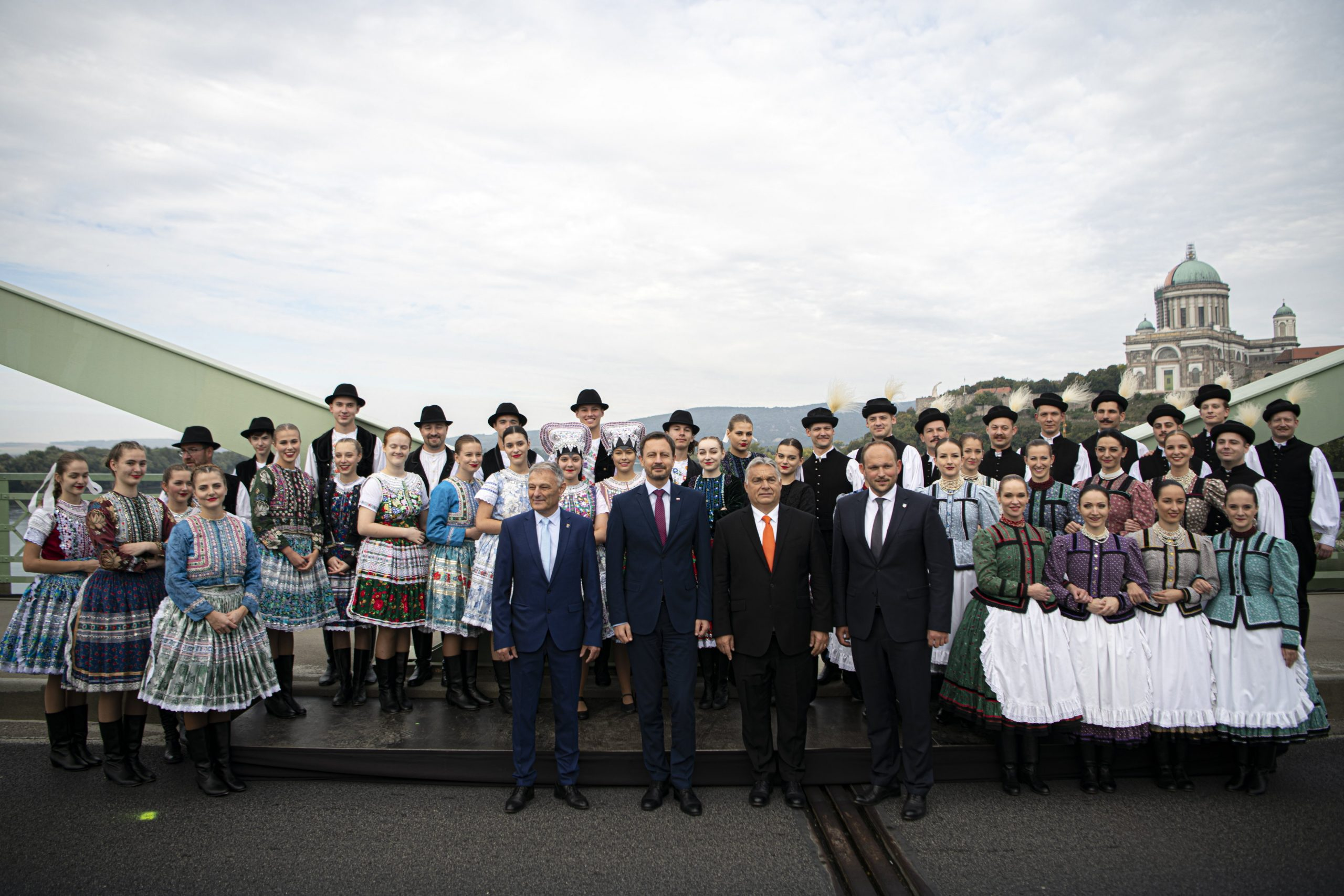 PM Orbán: Central Europe's Survival Dependent on Cooperation