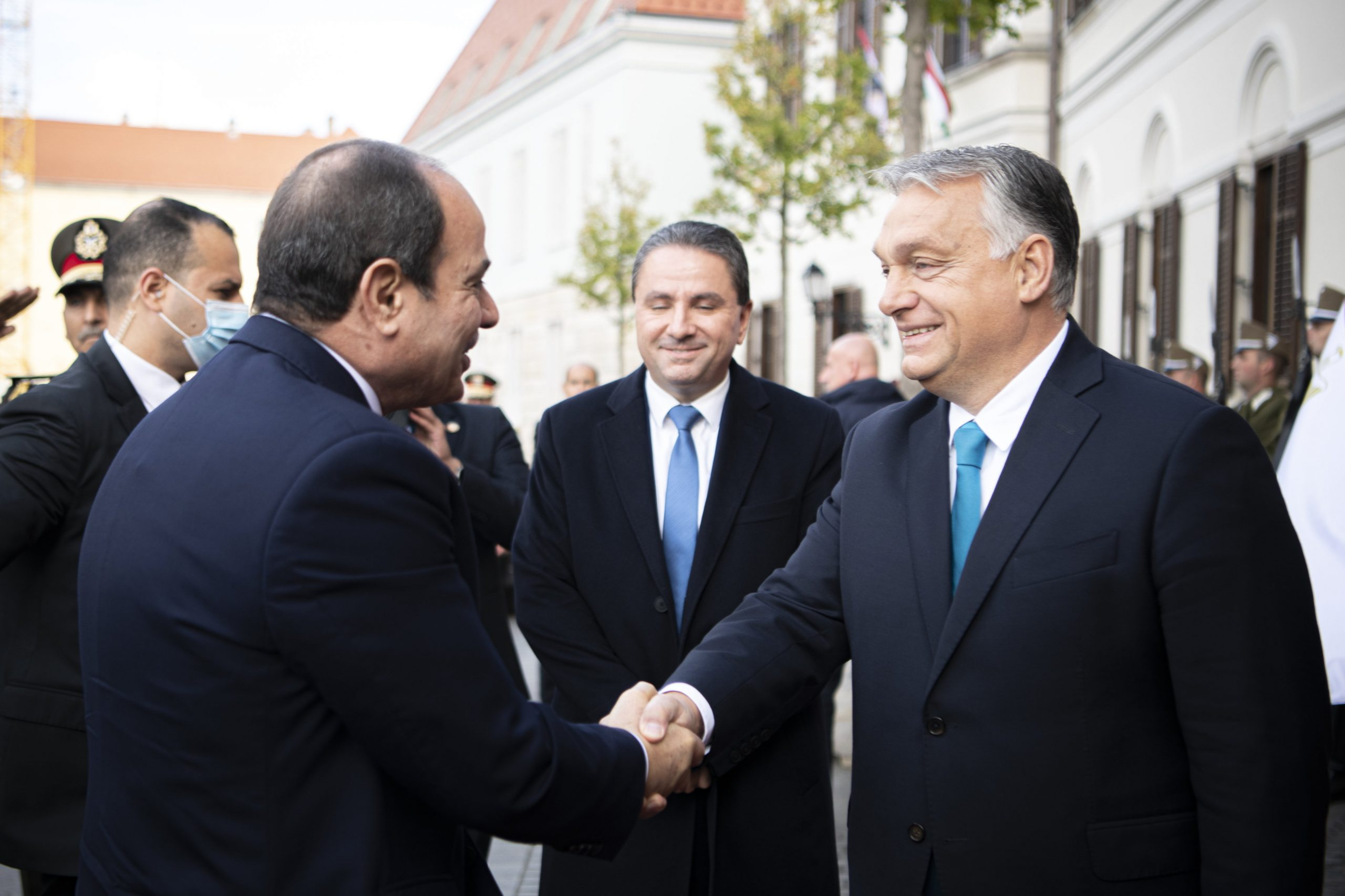 Orbán Meets el-Sisi: Egypt's Contribution 'Huge' to Europe's Security