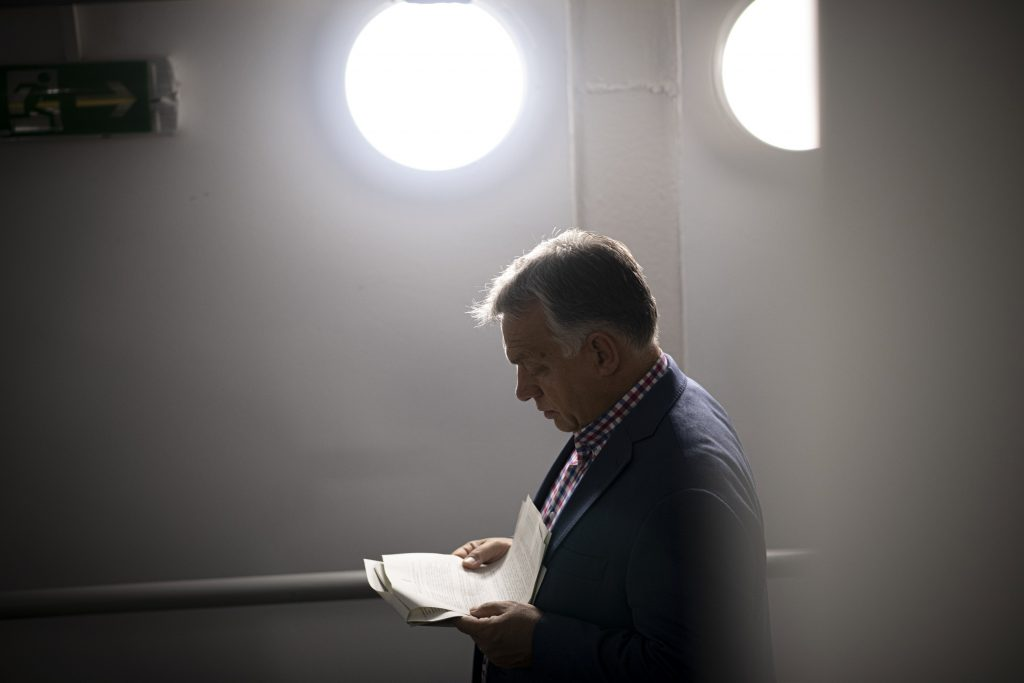 PM Orbán: Central Europe Needs Greater Clout in EU Policymaking post's picture