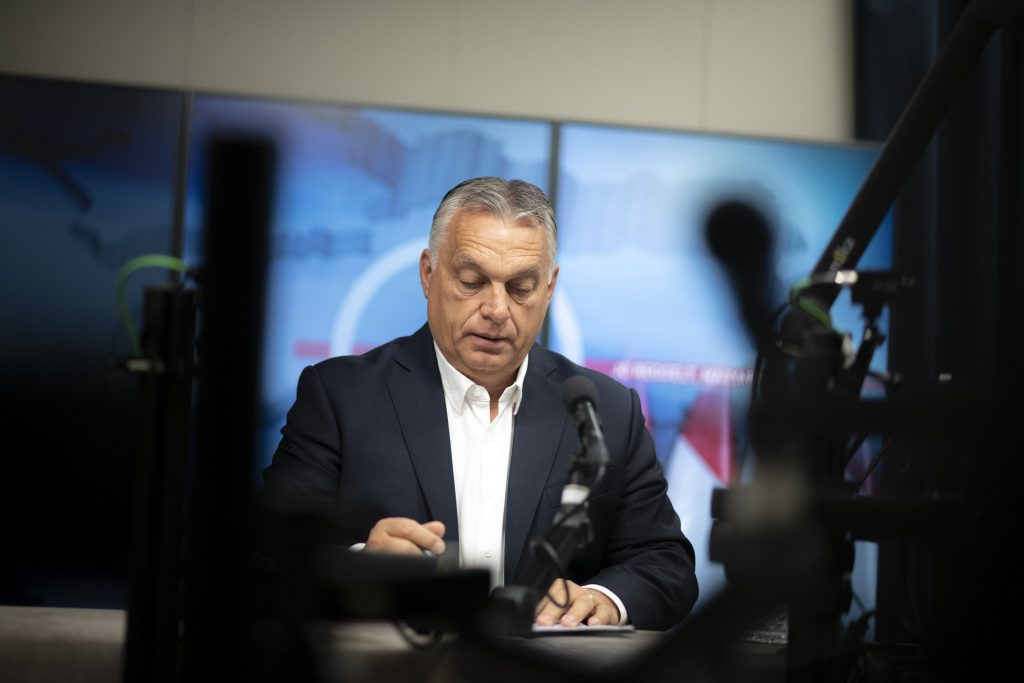 PM Orbán: Western Europe Thinks their Children 'Can Be Substituted with an African or an Asian One' post's picture