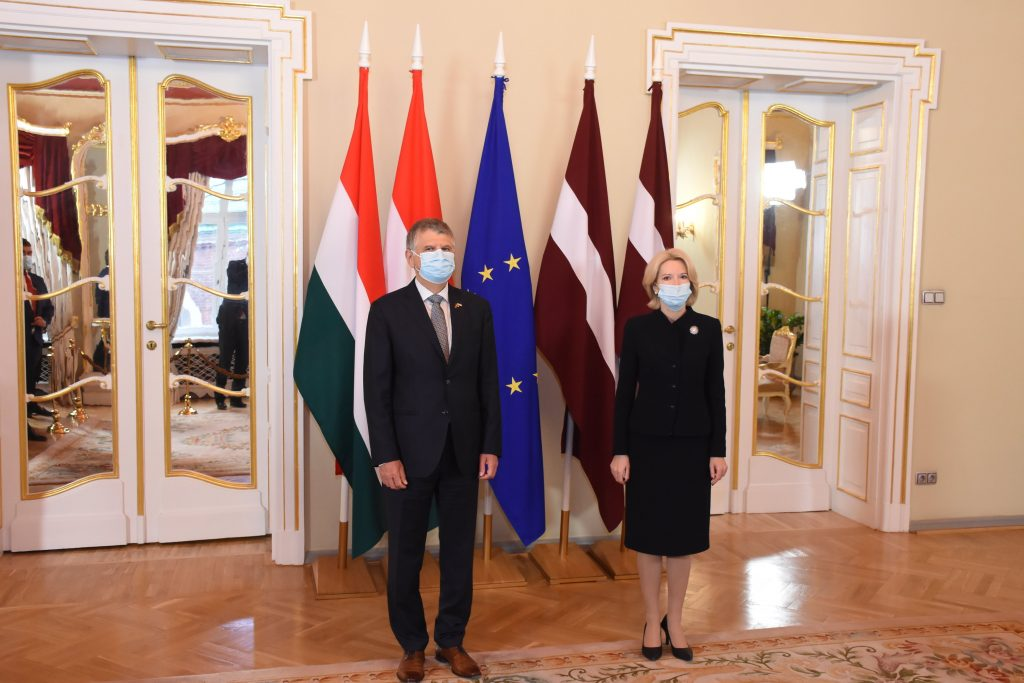 House Speaker Kövér in Latvia: 'Nothing but a strong Europe can protect us' post's picture