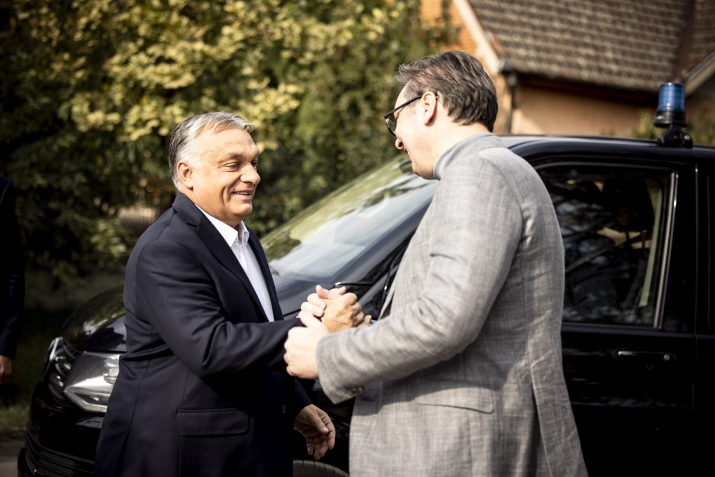 PM Orbán: Hungary and Serbia 'Building Future Together' post's picture