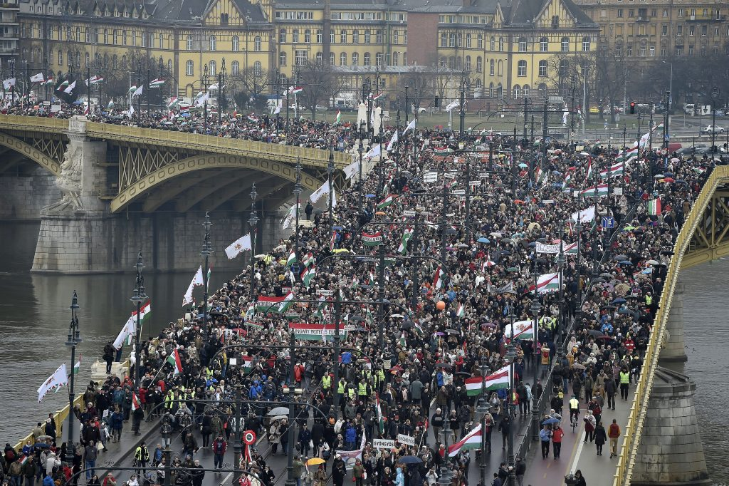 Pro-Gov't Org CÖF: October 23 Peace March 'will be message to all of Europe' post's picture