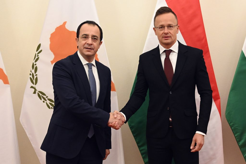 FM Szijjártó: Hungary and Cyprus Share Same Views on Key European Issues Such as Migration post's picture