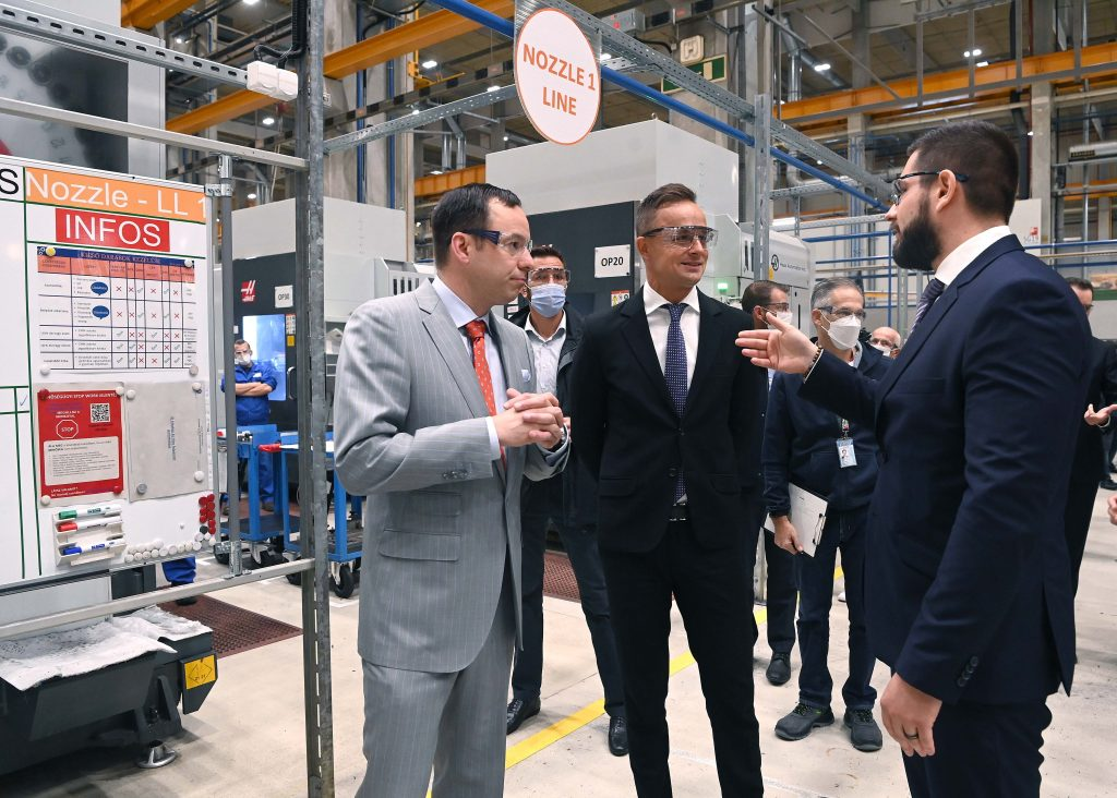 General Electric to Invest in Veresegyház post's picture