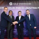 China's CECZ Building Huge Warehouse Base Near Budapest