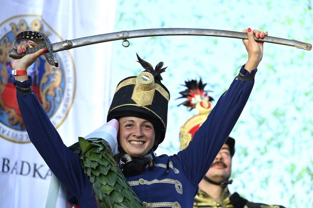 Nikolett Szabó Wins 14th National Gallop post's picture