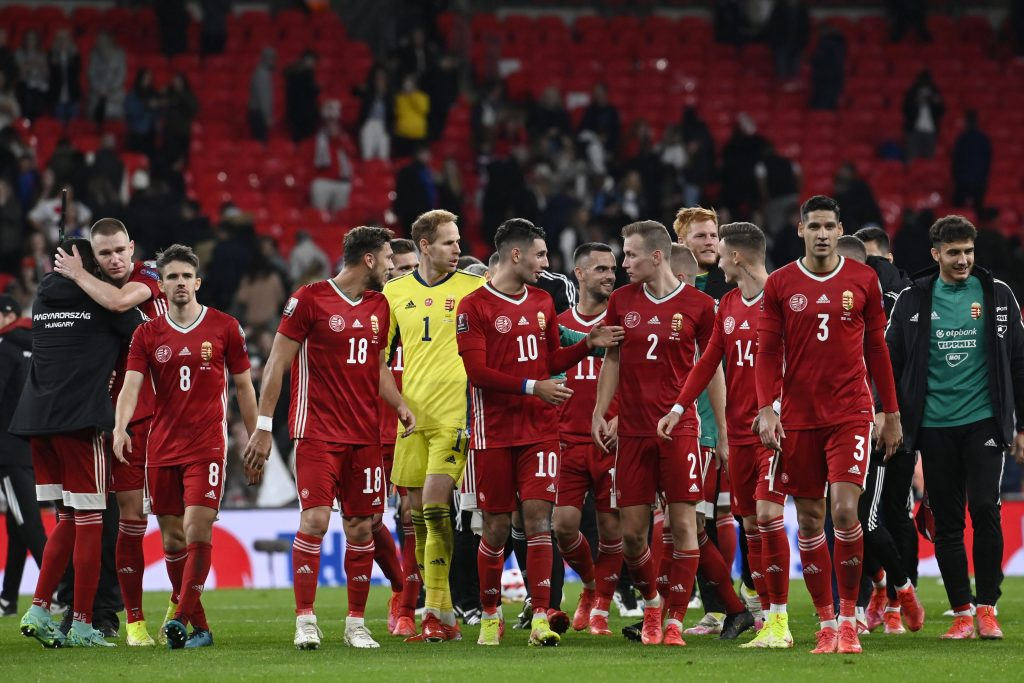 After Sobering Defeats, Hungary Claims Draw in England Against All Odds post's picture