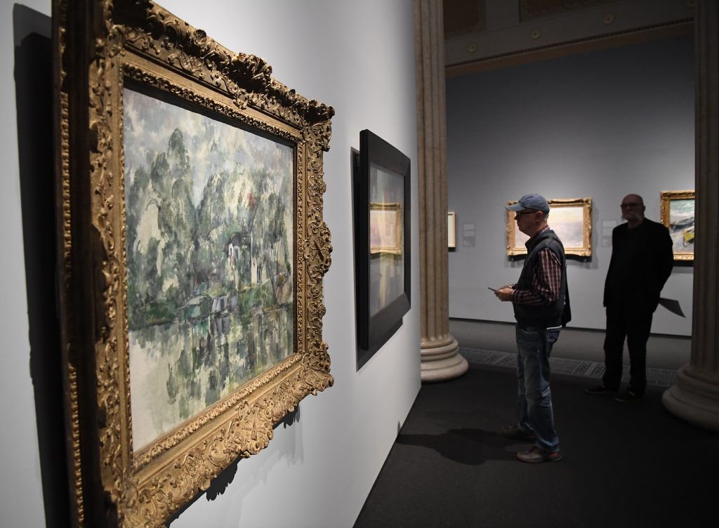 Museum of Fine Arts to Host 'Cezanne to Malevich' Exhibition