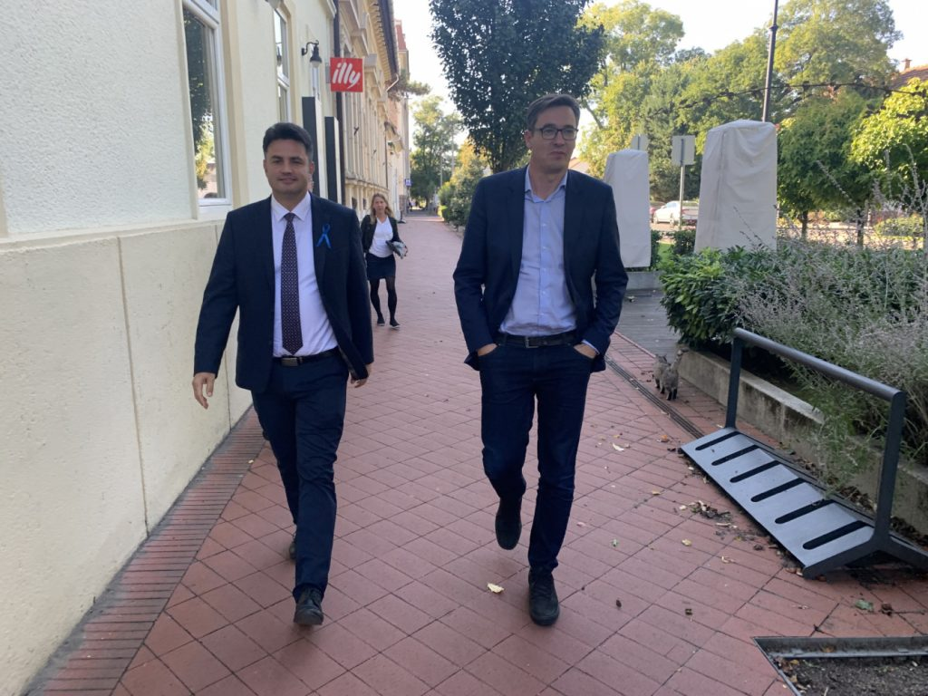 Karácsony and Márki-Zay's Plan to Challenge DK's Dobrev Together at Opposition PM Primary Fails post's picture