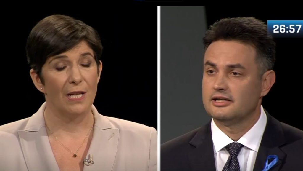 Press Roundup: Opposition Frontrunners Clash in Third Televised Debate post's picture