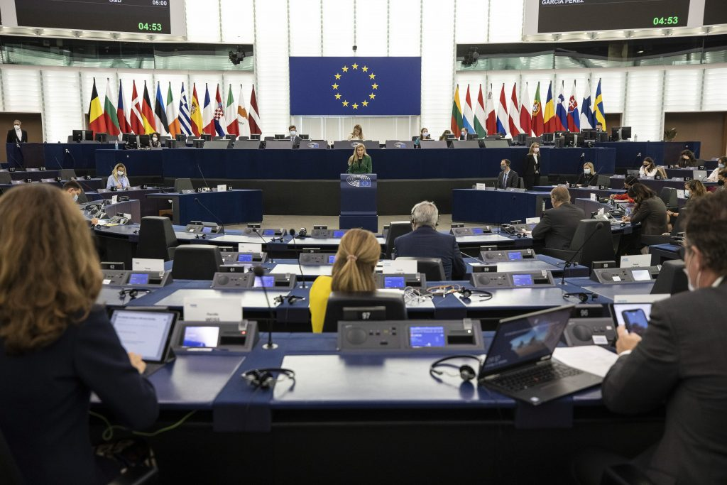 Fidesz Abstains at Vote on EP Resolution Against Domestic Violence post's picture