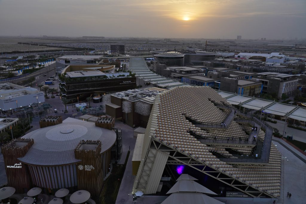 Hungarian Pavilion at Dubai Expo Draws Nearly 10,000 Visitors in First Days post's picture
