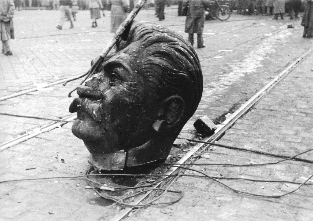 1956 Revolution and Suppression of Uprising Led to Western Intellectuals' Disappointment in Communist Ideology post's picture