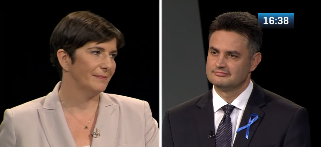 Opposition PM Candidates in Third Debate Promise to Help Winner's Campaign after Primaries post's picture