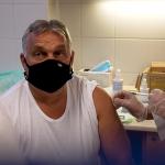 Coronavirus: PM Orbán Receives Booster Jab