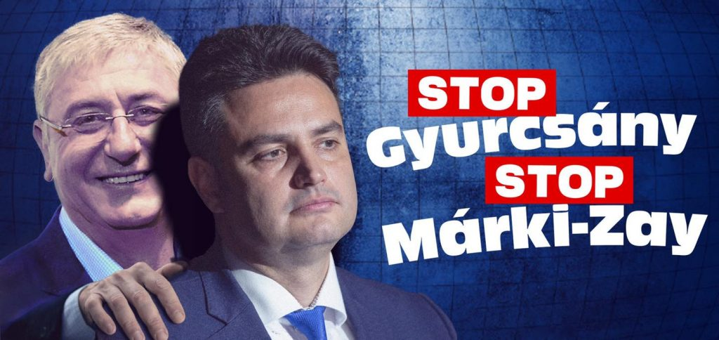 Fidesz Modifies Petition Campaign to Focus on Primaries Winner Márki-Zay post's picture