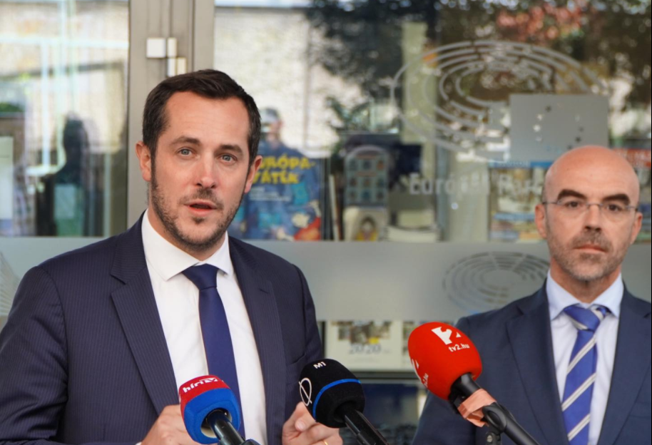 Two LIBE Delegation Members Call for Stopping 'Witch-hunt' against Hungary post's picture